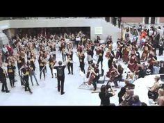 Flashmob by EUYO at the Rijksmuseum - YouTube