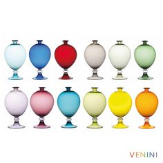 Veronese: blow #handmade #glass drawned from a Paolo Veronese's painting. Unique! http://bit.ly/18WukUO #furnishing #details #home #elegance #colors #lightness