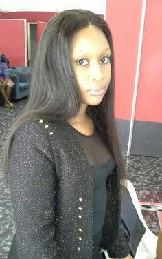 Khanyi Mbau Hairstyles