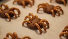 Image result for tarantula cookies