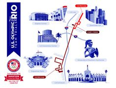 The Olympic Trials Marathon Course has been revealed! The LA Marathon is teaming up with USATF and the US Olympic Committee to produce this event the day before the annual marathon. Olympic Marathon, Olympic Trials, I Love To Run, Us Olympics, Olympic Committee, Running Costumes, University Of Southern California, Living In La, Running Inspiration