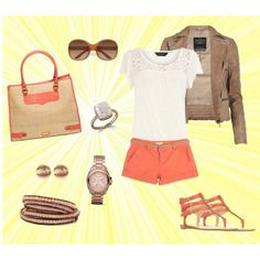 Fresh Look, created by marielyvp on Polyvore