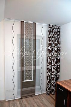 Moderne Schlafzimmer Gardinen Nach Maß | Fensterdeko Nach Maß