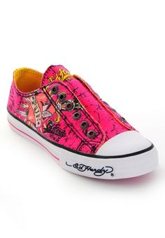 Shoes - Ed Hardy Sneakers