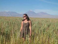 Loving nature! San Pedro de Atacama - Chile '13