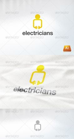 Designed business cards for an electrician design pinterest electricians vector eps house electric available here https reheart Images