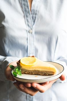 Citrónový koláč / Lemon cake