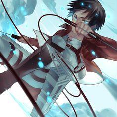 Attack on Titan -「【進擊の巨人】エレン」/「皇♦小J」のイラスト [pixiv]