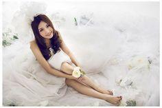 Angel Baby Wedding Photos