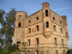 Castillo de la Isabela Cordoba España Asociación española de amigos de los Castillos, Castillos de España, Castillos medievales
