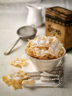 Carnival Treats - Lattughe from @Alessandro Guerani