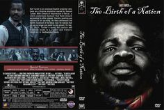 The Birth Of A Nation (2016) Custom DVD Cover