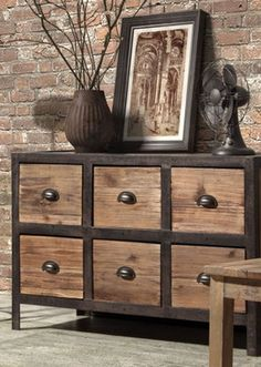 cool 88 Awesome Modern Rustic Industrial Furniture Design Ideas  https://decoralink.com/2017/10/10/88-awesome-modern-rustic-industrial-furniture-design-ideas/