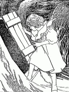 Alice's Adventures in Wonderland by Lewis Carroll. Illustrated by Charles Robinson. 1907, publisher Cassell and Co.