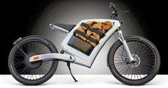 Feddz Electric Cargo Scooter