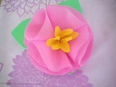 Flor de TNT de gomos