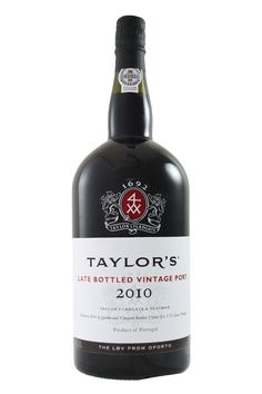Taylors Late Bottled Vintage Port Magnum 2010 Taylors Port from Fraziers Wine Merchants