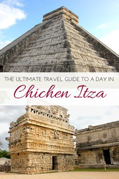 Chichen Itza - A wonder of the world! Read all about how to experience this beauty in the best way including the best chichen itza photography, chichen itza activities and the chichen itza mayan ruins! #mexico #chichenitza #wondersoftheworld #travelguide