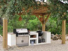 outdoor kitchens zelf maken - Google zoeken