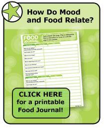 food journal printable