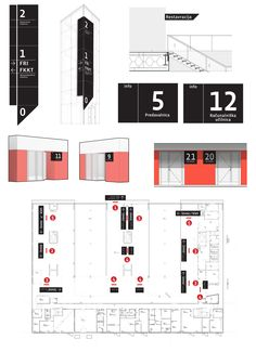 FRI & FKKT signage and way-finding system on Behance