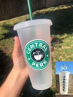 Comes with Many Fun Stickers Ideal for Valentines Day Gifts and Drinks Lovers 24 oz Tumbler Coffee Venti Doble Wall Mug with Pink Lid /& Straw NEW Starbucks Personalize Your Cup