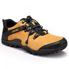 Trendy Hit Color and Lace-Up Design Men's Athletic Shoes #jewelry, #women, #men, #hats, #watches