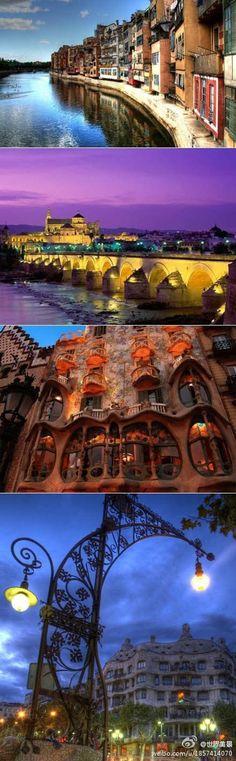 巴塞罗那,一种童话,一种艺术,一种信仰