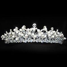 Gorgeous+Alloy+Wedding+Tiara/+Headpiece+–+USD+$+59.99