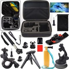 Buy Action Sports Camera Accessories Kit for SOOCOO/SJCAM/Gopro Action Camera online at Lazada. Discount prices and promotional sale on all. Free Shipping.