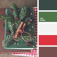 Exterior paint schemes green color combinations 59 new ideas Exterior Paint Combinations, Exterior Paint Schemes, Color Combinations, Christmas Palette, Christmas Colour Schemes, Stoff Design, Colour Pallette, Color Balance, Color Swatches