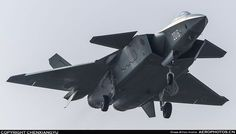 Chinese Stealth fighter Chengdu J-20 [1200x688]