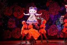 Hello Kitty takes to the stage for the Sanrio musical【Photos & Video】