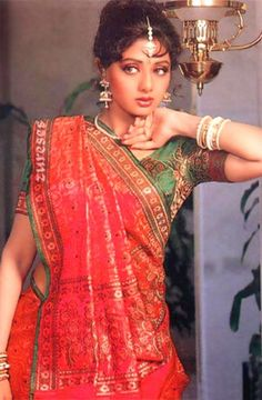 Sexy Girl SriDevi OP: actress-photos o. Indian Celebrities, Bollywood Celebrities, Old Actress, Actress Photos, Bollywood Stars, Bollywood Fashion, Internet Girl, Saree Draping Styles, Indian Goddess