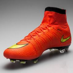 newest 383b2 97984 Nike Mercurial Superfly Fg Hyper Punch Gold Red Hot
