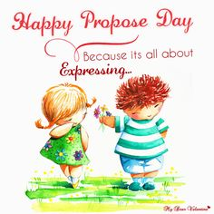 quotes on propose day for friends