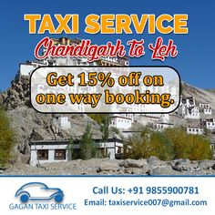 Gagan Taxi Service Chandigarh offers taxis and car rental service in Chandigarh at best price. Hire Taxi Chandigarh to Shimla, Manali. Call us 98559 Traveller Chandigarh, Mohali India. Car Rental Company, Shimla, Leh, Chandigarh, Taxi, Trips, India, Amazing, Winter