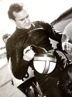 Mike Hailwood aka Mike the Bike