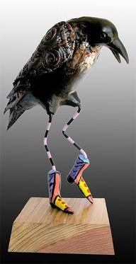 Steven McGovney. Raven