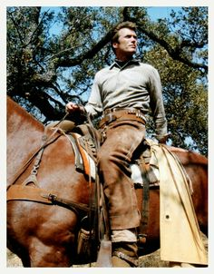 Clint Eastwood - Rawhide (TV Series 1959–1965)