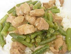 Pikantní fazolový pekáček - | Prostřeno.cz Asparagus, Spinach, Yummy Food, Chicken, Vegetables, Fitness, Per Diem, Gymnastics, Delicious Food