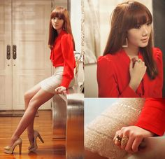 894ab0387e New Year s Eve (by Camille Co) http   lookbook.nu