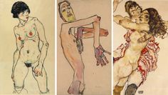 Egon Schiele The Radical Nude The Courtauld Gallery, London