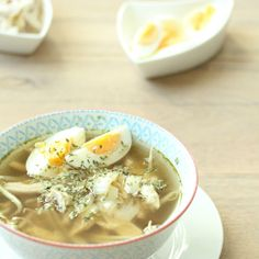 I Love Health | Saoto soep  http://www.ilovehealth.nl