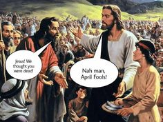 thERES THosE EaSTer MemES