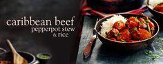 Caribbean pepperpot stew - Recipes - Slimming World