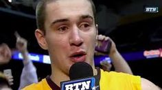 Joey King's emotional postgame interview is why we love college basketball
