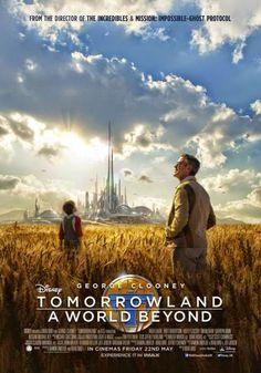 CINELODEON.COM: Tomorrowland: El mundo del mañana. Brad Bird.