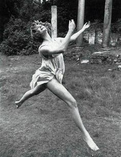 "Vanessa Redgrave as Isadora Duncan.  One of my all time fave movies ""Isadora"""