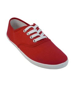 Love this Red Sneaker on #zulily! #zulilyfinds